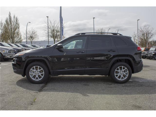 2018 Jeep Cherokee Sport (Stk: J517534) in Abbotsford - Image 4 of 24