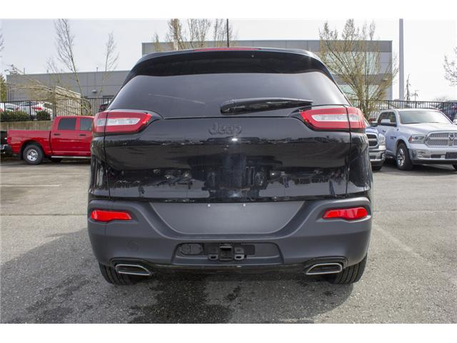 2018 Jeep Cherokee Sport (Stk: J517534) in Abbotsford - Image 6 of 24