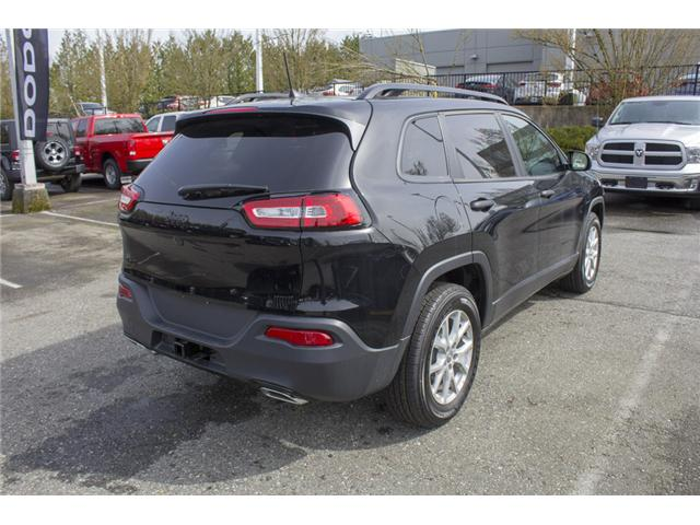 2018 Jeep Cherokee Sport (Stk: J517534) in Abbotsford - Image 7 of 24
