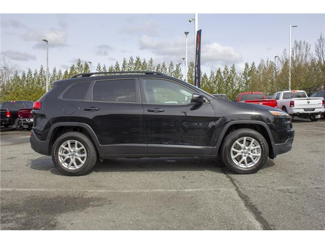 2018 Jeep Cherokee Sport (Stk: J517534) in Abbotsford - Image 8 of 24