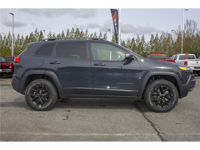 2018 Jeep Cherokee Trailhawk (Stk: J581420) in Abbotsford - Image 8 of 25