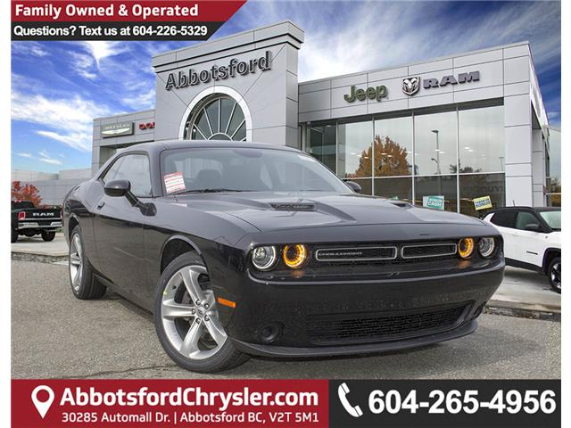 2018 Dodge Challenger SXT (Stk: J251249) in Abbotsford - Image 1 of 25
