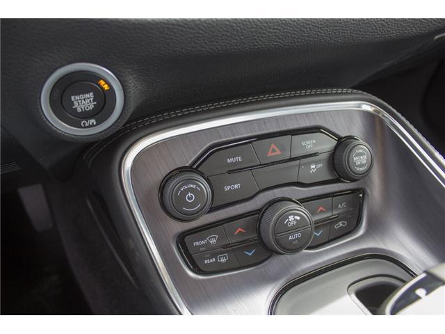 2018 Dodge Challenger SXT (Stk: J251249) in Abbotsford - Image 22 of 25