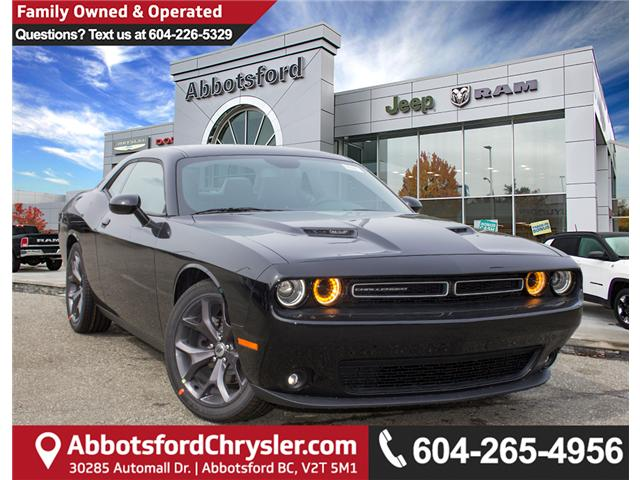 2018 Dodge Challenger SXT (Stk: J251253) in Abbotsford - Image 1 of 24