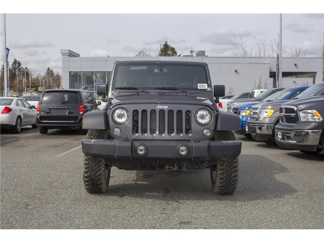 2018 Jeep Wrangler JK Unlimited Rubicon (Stk: J851909) in Abbotsford - Image 2 of 20