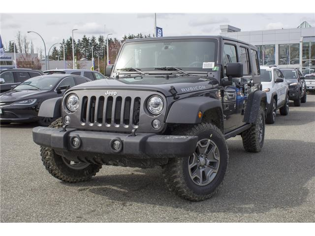 2018 Jeep Wrangler JK Unlimited Rubicon (Stk: J851909) in Abbotsford - Image 3 of 20
