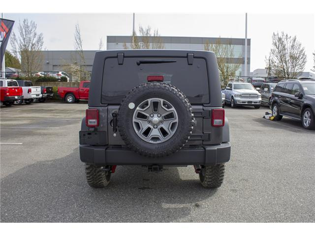 2018 Jeep Wrangler JK Unlimited Rubicon (Stk: J851909) in Abbotsford - Image 5 of 20
