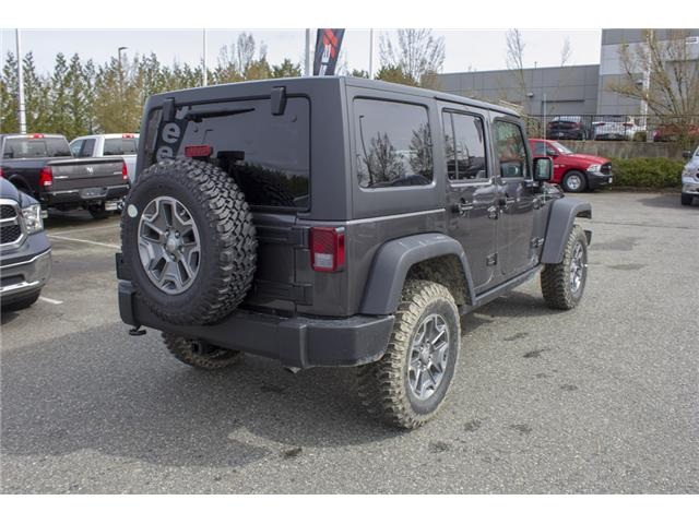 2018 Jeep Wrangler JK Unlimited Rubicon (Stk: J851909) in Abbotsford - Image 6 of 20