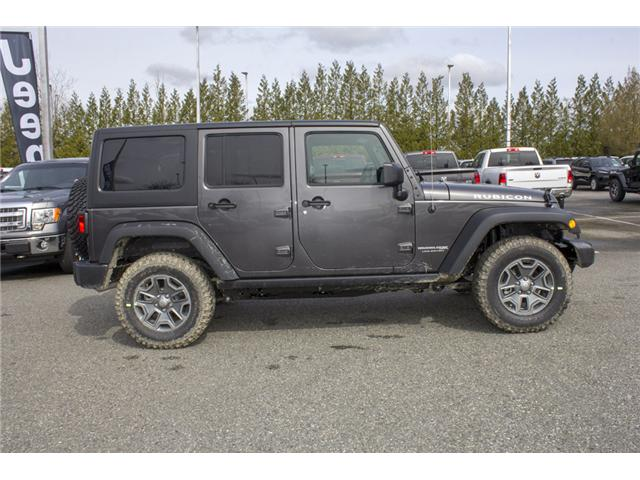 2018 Jeep Wrangler JK Unlimited Rubicon (Stk: J851909) in Abbotsford - Image 7 of 20