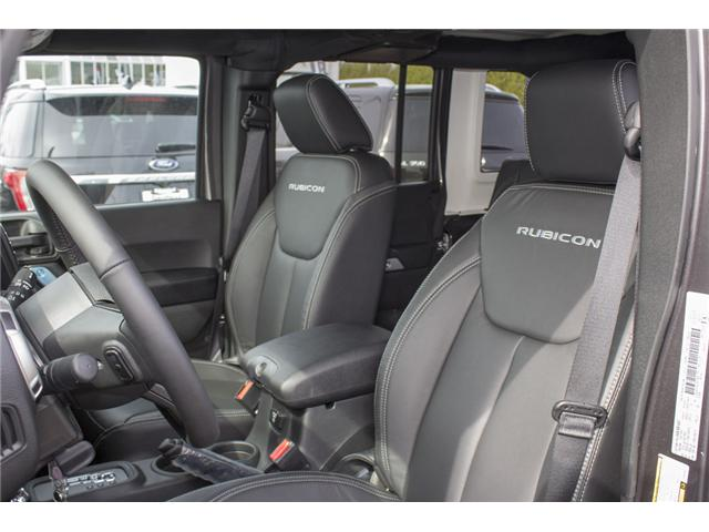 2018 Jeep Wrangler JK Unlimited Rubicon (Stk: J851909) in Abbotsford - Image 8 of 20