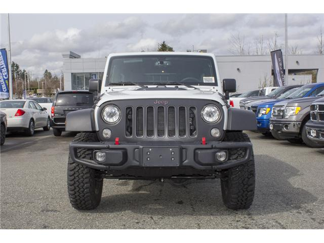 2018 Jeep Wrangler JK Unlimited Rubicon (Stk: J881239) in Abbotsford - Image 2 of 24