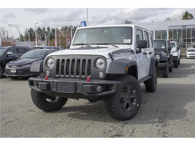 2018 Jeep Wrangler JK Unlimited Rubicon (Stk: J881239) in Abbotsford - Image 3 of 24