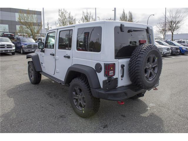 2018 Jeep Wrangler JK Unlimited Rubicon (Stk: J881239) in Abbotsford - Image 5 of 24