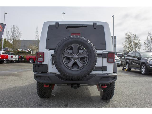 2018 Jeep Wrangler JK Unlimited Rubicon (Stk: J881239) in Abbotsford - Image 6 of 24