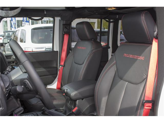 2018 Jeep Wrangler JK Unlimited Rubicon (Stk: J881239) in Abbotsford - Image 10 of 24