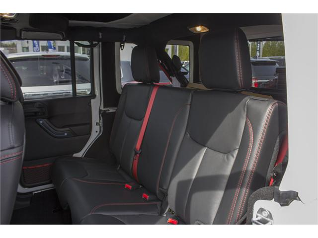2018 Jeep Wrangler JK Unlimited Rubicon (Stk: J881239) in Abbotsford - Image 12 of 24
