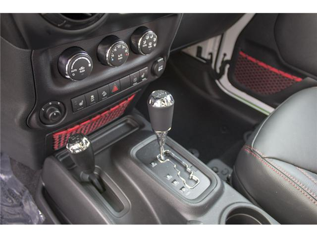 2018 Jeep Wrangler JK Unlimited Rubicon (Stk: J881239) in Abbotsford - Image 22 of 24