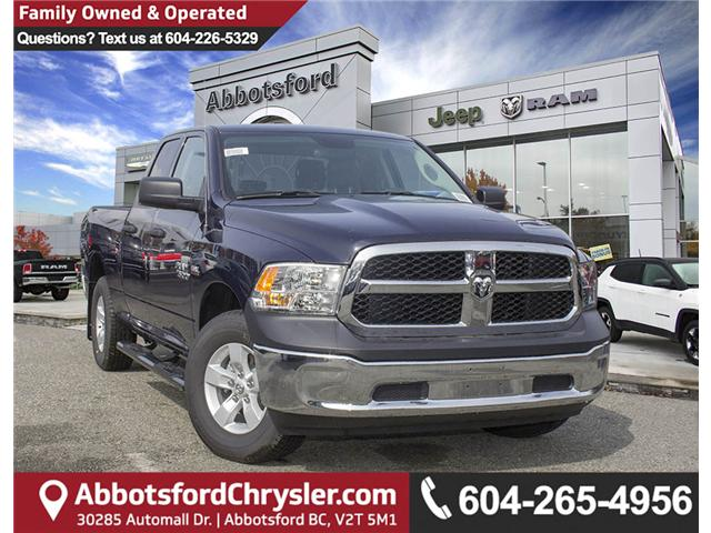 2018 RAM 1500 ST (Stk: J189122) in Abbotsford - Image 1 of 22