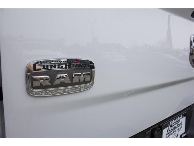 2018 RAM 1500 Longhorn (Stk: J194837) in Abbotsford - Image 11 of 30