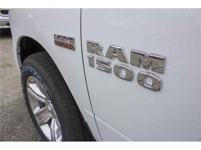 2018 RAM 1500 Sport (Stk: J248663) in Abbotsford - Image 12 of 26