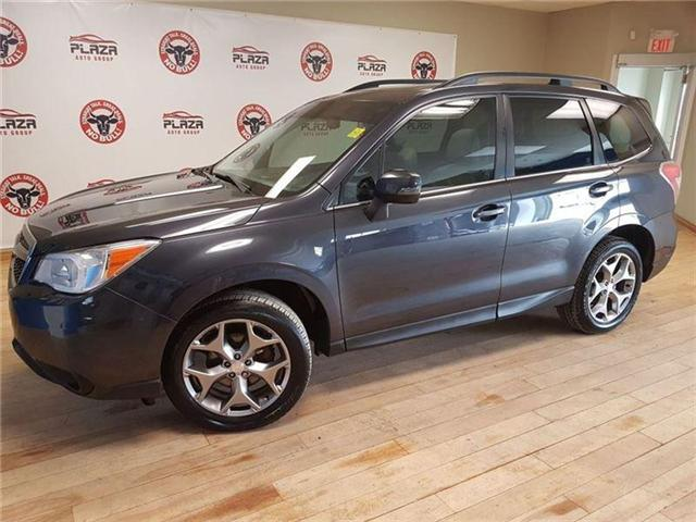 2016 Subaru Forester 2.5i Limited Package (Stk: DS4896A) in Orillia - Image 1 of 15