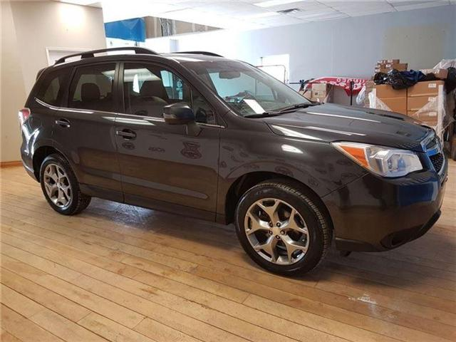 2016 Subaru Forester 2.5i Limited Package (Stk: DS4896A) in Orillia - Image 15 of 15