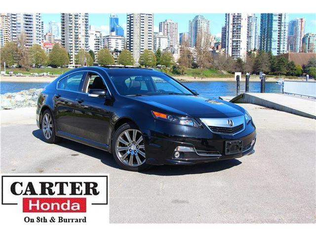 2014 Acura TL A-Spec (Stk: B01110) in Vancouver - Image 1 of 25