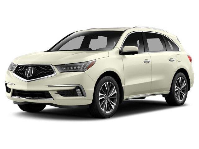 2018 Acura MDX Elite Package (Stk: J802244) in Brampton - Image 1 of 1