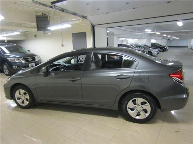 2013 Honda Civic LX (Stk: HP2752) in Toronto - Image 2 of 28