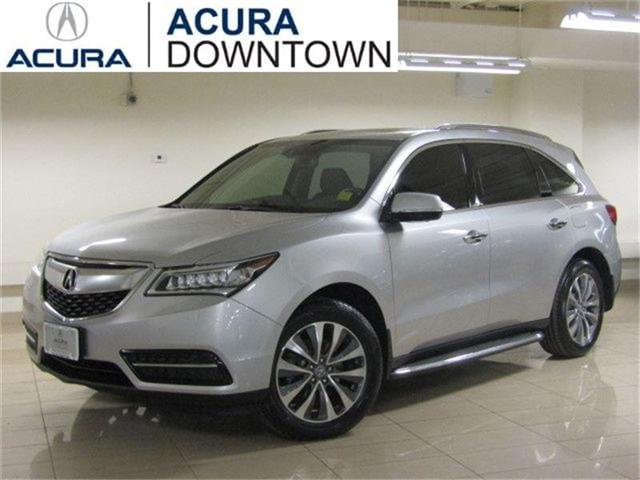 2015 Acura MDX Navigation Package (Stk: TX11797A) in Toronto - Image 1 of 29
