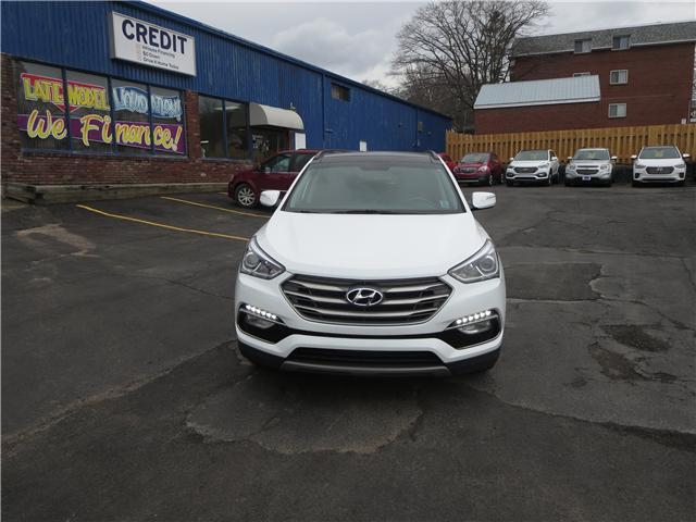 2018 Hyundai Santa Fe Sport 2.4 Premium (Stk: 539384) in Dartmouth - Image 2 of 25