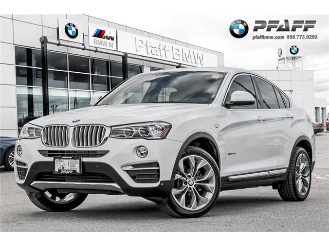 2017 BMW X4 xDrive28i (Stk: 20532A) in Mississauga - Image 1 of 21