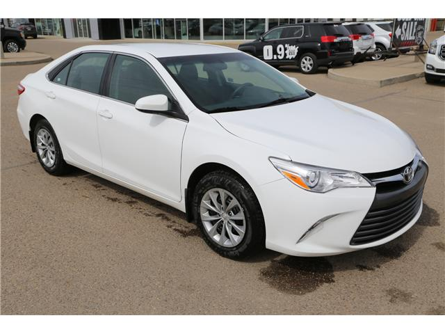 2017 Toyota Camry LE (Stk: 163707) in Medicine Hat - Image 1 of 19