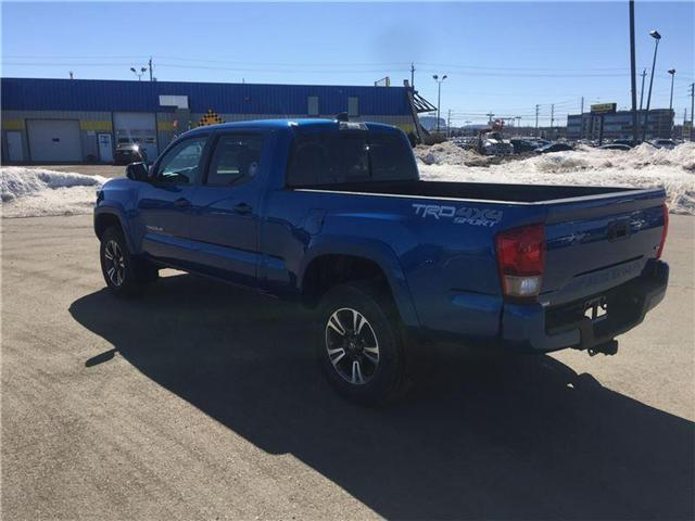 2017 Toyota Tacoma  (Stk: 3493) in Thunder Bay - Image 5 of 16
