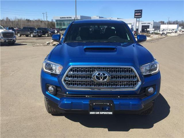 2017 Toyota Tacoma  (Stk: 3493) in Thunder Bay - Image 8 of 16