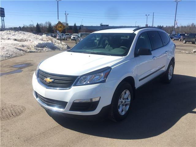 2017 Chevrolet Traverse LS (Stk: 3488DOZ) in Thunder Bay - Image 2 of 15