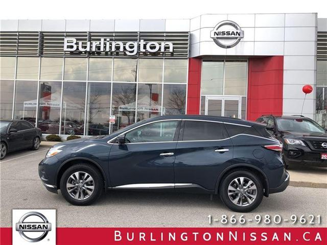 2016 Nissan Murano  (Stk: A6471) in Burlington - Image 1 of 21