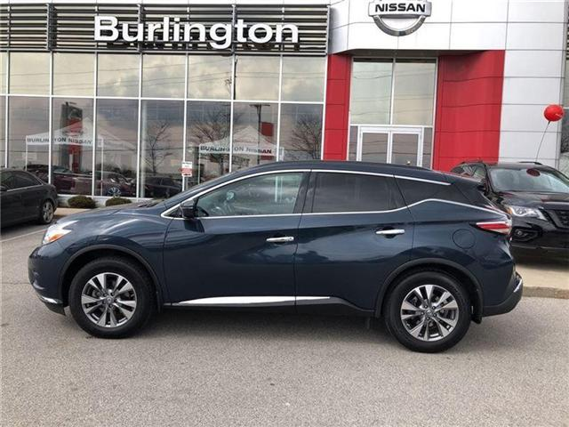 2016 Nissan Murano  (Stk: A6471) in Burlington - Image 2 of 21