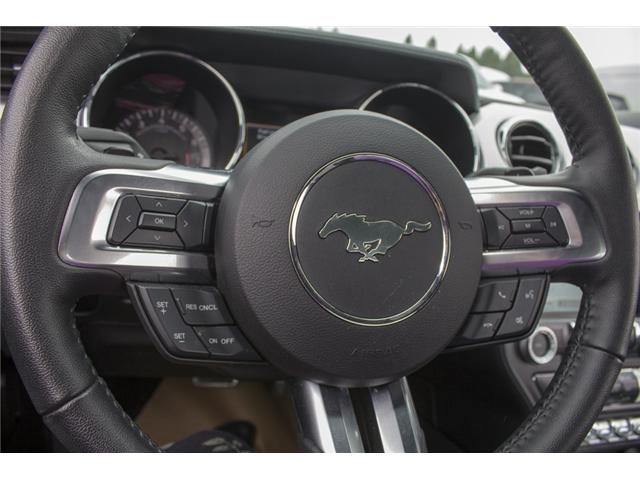 2017 Ford Mustang GT Premium (Stk: P4499) in Surrey - Image 22 of 24