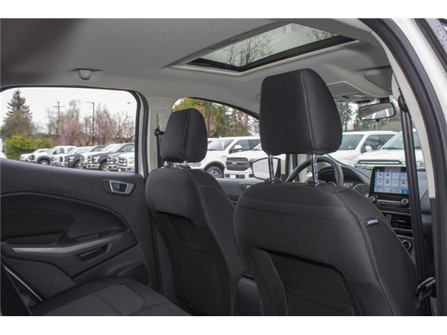 2018 Ford EcoSport SE (Stk: 8EC6656) in Surrey - Image 12 of 26