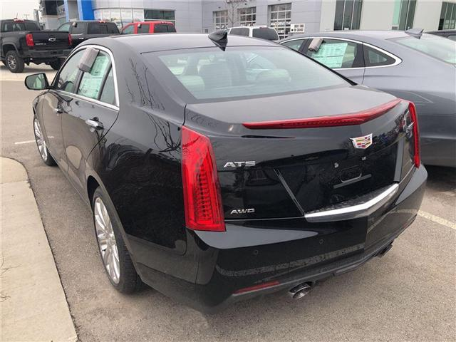 2018 Cadillac ATS 2.0L Turbo Luxury (Stk: 80537) in London - Image 2 of 5