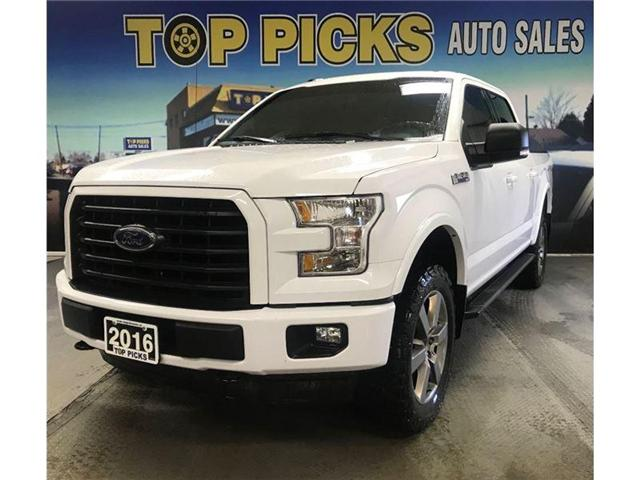 2016 Ford F-150 XLT (Stk: 13514) in NORTH BAY - Image 1 of 17
