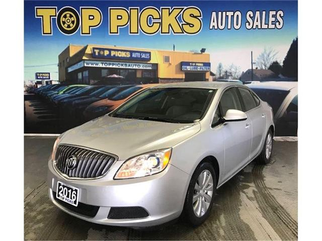 2016 Buick Verano Base (Stk: 151210) in NORTH BAY - Image 1 of 16