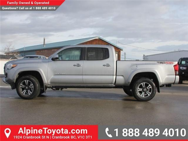 2018 Toyota Tacoma SR5 (Stk: X033033) in Cranbrook - Image 2 of 17