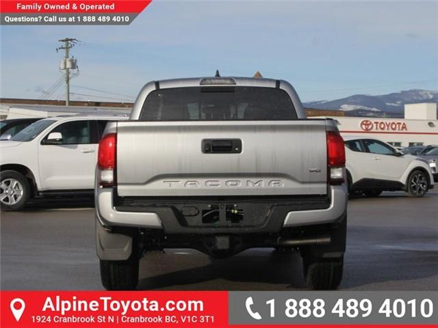 2018 Toyota Tacoma SR5 (Stk: X033033) in Cranbrook - Image 4 of 17
