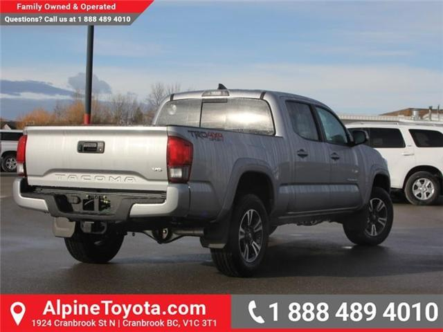 2018 Toyota Tacoma SR5 (Stk: X033033) in Cranbrook - Image 5 of 17