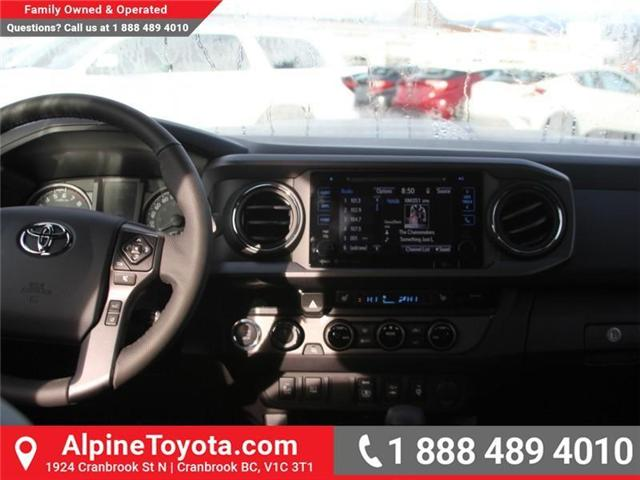 2018 Toyota Tacoma SR5 (Stk: X033033) in Cranbrook - Image 10 of 17
