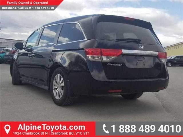 2014 Honda Odyssey EX (Stk: X032163A) in Cranbrook - Image 3 of 18