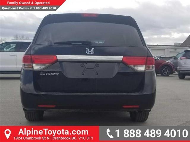 2014 Honda Odyssey EX (Stk: X032163A) in Cranbrook - Image 4 of 18
