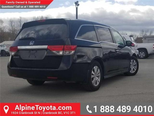 2014 Honda Odyssey EX (Stk: X032163A) in Cranbrook - Image 5 of 18